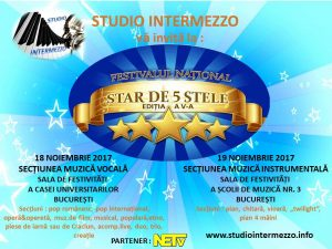 Festivalul National Star De 5 Stele