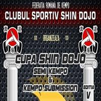 Cupa SHIN DOJO ediția V Semi Contact si K1 Kempo