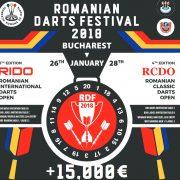 Romanian Darts Festivl 2019