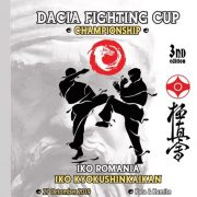 Kyokushin karate Dacia Fighting Cup - 2019