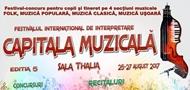 Festivalul Capitala Muzicala Sibiu 2017