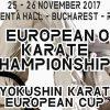 European Cup Karate Kyokushin Bucharest 2017