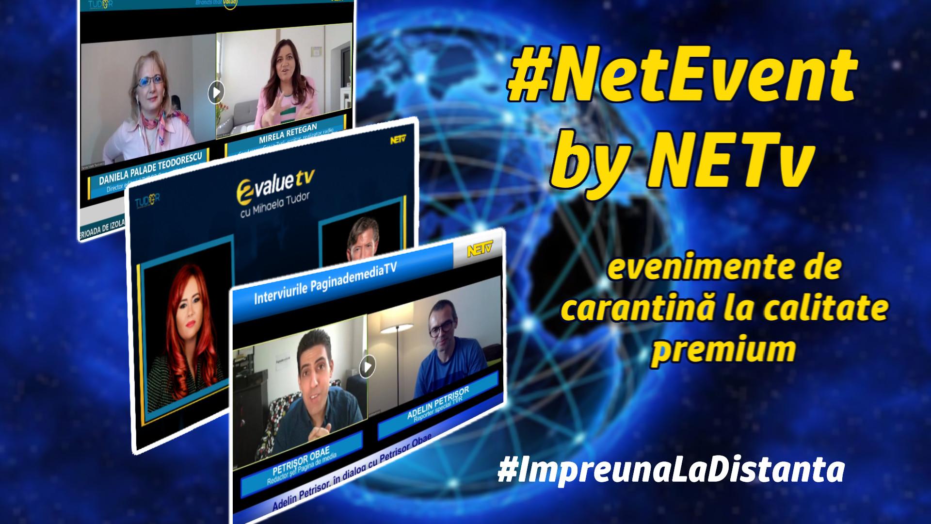 NetEvent o soluție de teleevent