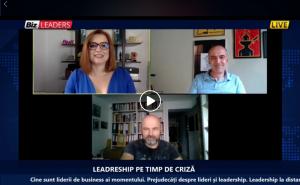 Biz LIVE, Leadership pe timp de criză